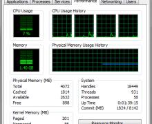 Kako pokrenuti sve jezgre Multicore CPU-a Win7