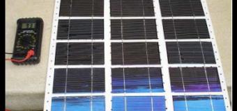Uradi sam: Solarni Panel 60W