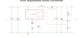 Podešavajući DC-DC Konverter (Step Up Converter)
